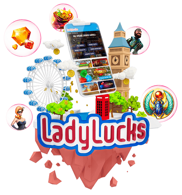 LadyLucks in London
