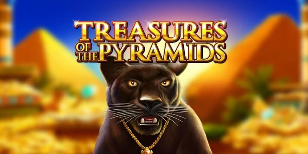 Treasures of The Pyramid slot (IGT) - Review 1