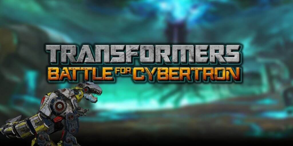 Transformers: Battle for Cybertron slot game