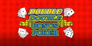 Double Double Bonus Poker 134