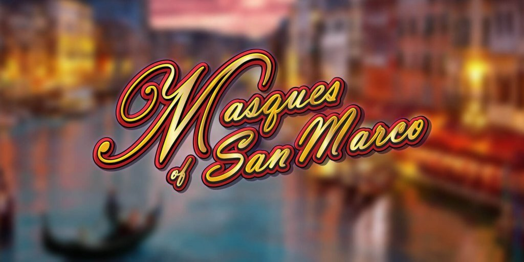 Masques of San Marco (IGT) - Tumbling Reel Slot Review 1
