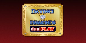 Da Vinci Diamonds Dual Play Slot (IGT) - Review 113