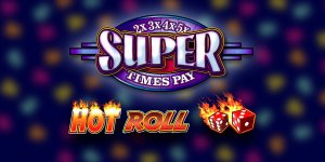 Hot Roll Super Times Pay Slot (IGT) - Review 106