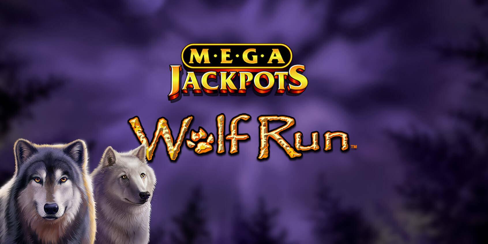 Slots Games Wolf Run
