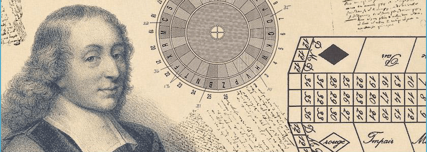 Roulette guide - History of roulette, Blaise Pascal