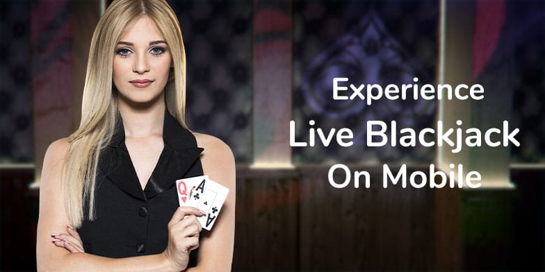Experience the range of emotions that live blackjack generates 1