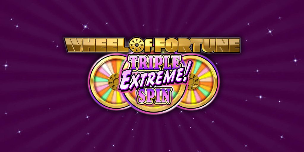 Wheel Of Fortune Triple Extreme Spin slot game