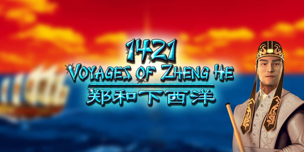 Voyages of Zheng He Slot (IGT) - Review 1
