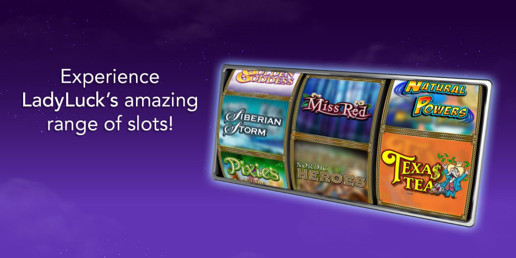 Get the low-down on your favourite Slot Games with LadyLucks! 1