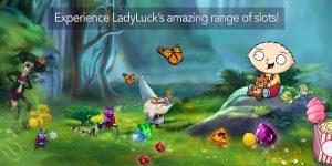 Experience LadyLucks' amazing range of slots! 6