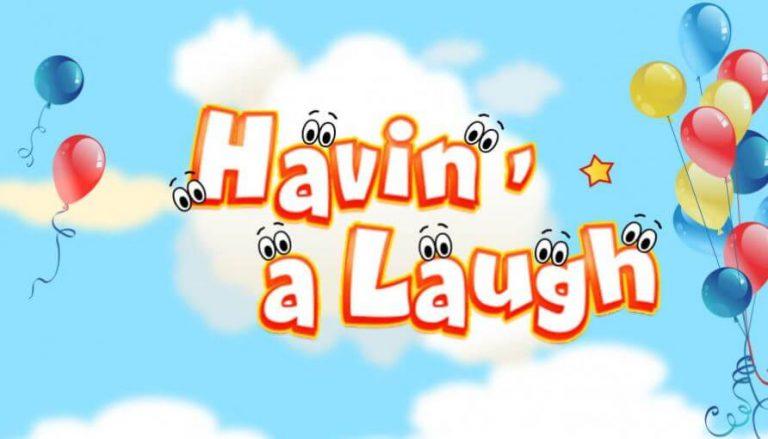 Having a Laugh