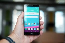 LG G4 - Best Mobile for Casino Games