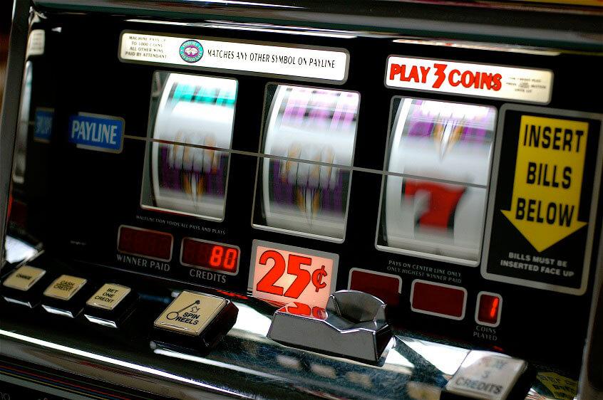 Slot Machines Vegas