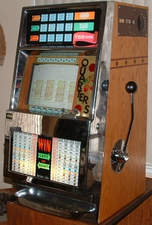 Fortune Coin video slot machine