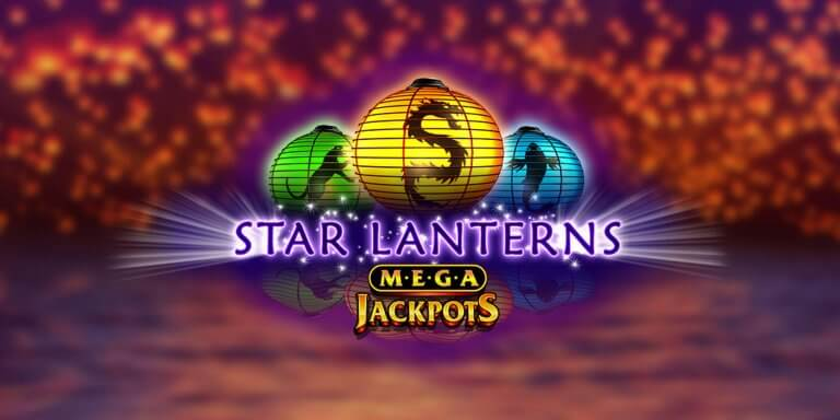 Megajackpots Stars Lanterns Slot (IGT) - Review 1