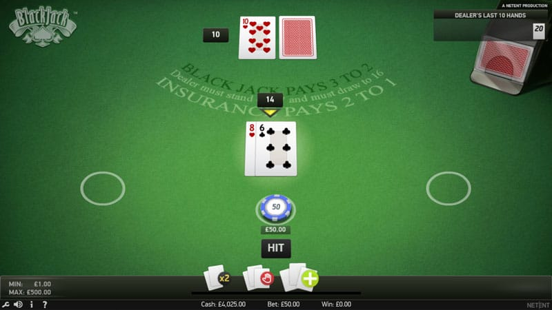 Learn how to play blackjack easily 1