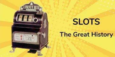 The great history of slot machines