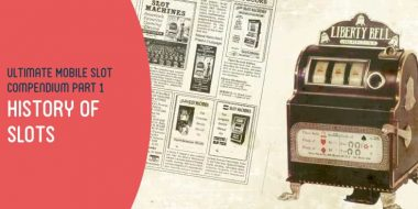 History of slots machines