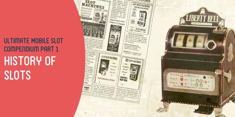 History of slots machines