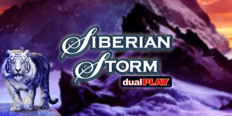 Siberian Storm Dual Play Slot (IGT) - Review 1