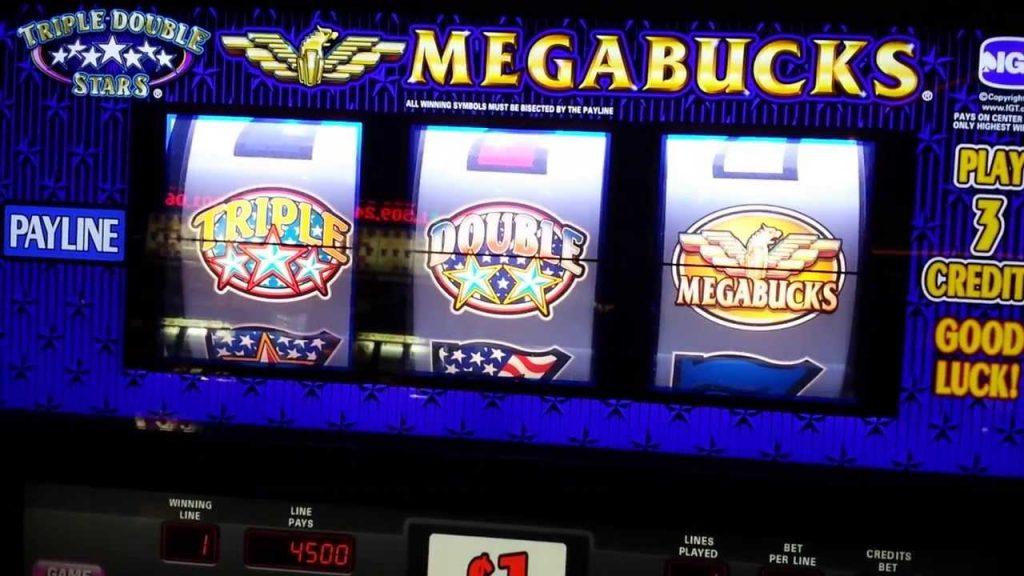 Megabucks slot