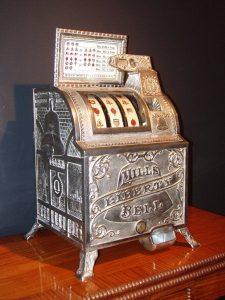 Slot innovation - the Liberty Bell slot