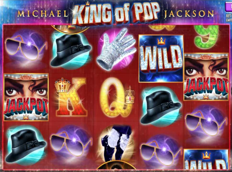 Best Franchise Slots - Michael Jackson King Of Pop screenshot