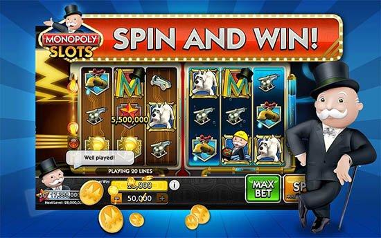 Best Franchise Slots - Monopoly screenshot