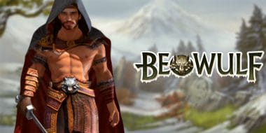 Beowulf slot by Quickspin