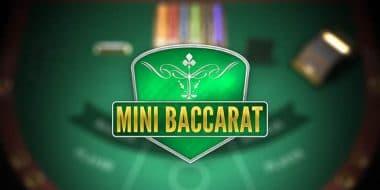 Mini Baccarat game review