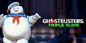 Ghostbusters Triple Slime 74