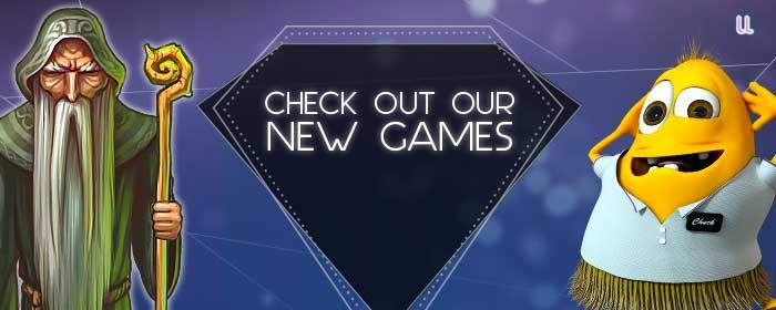 New games alert! 1