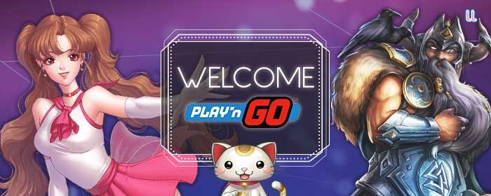 We've got Play'n GO! 1