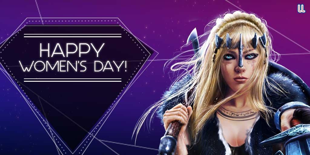 Happy Women's Day! 1