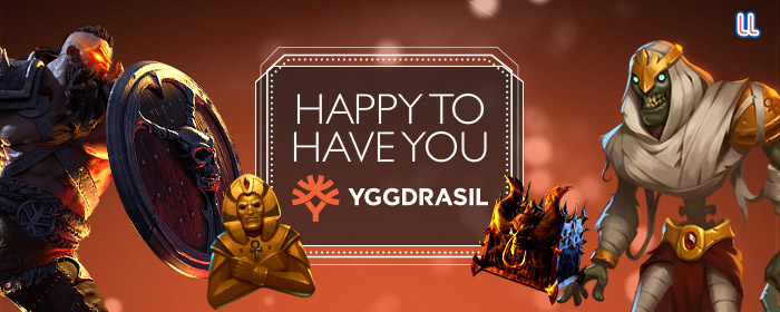 Please welcome Yggdrasil! 1