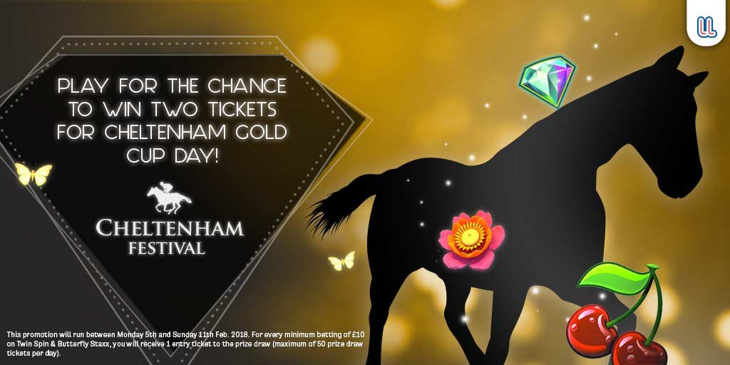 Let us whisk you off to the races in NetEnt's new promotion! 1