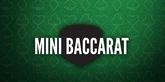 Mini Baccarat 1