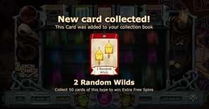 Baron Samedi Card Collected