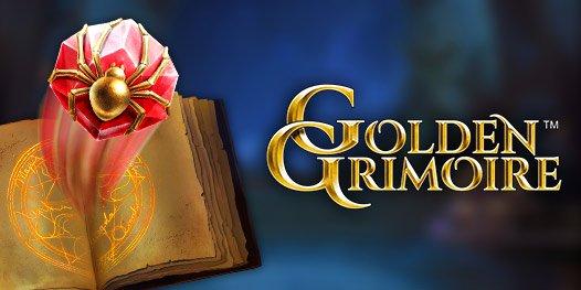 Golden Grimoire 1