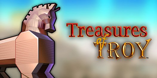 Treasures of Troy slot (IGT) - Review 1
