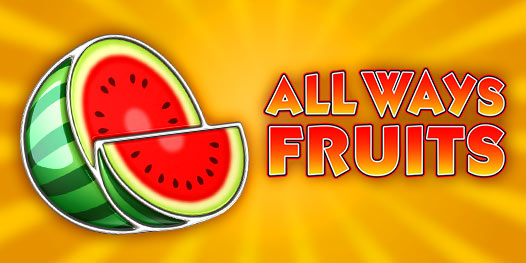 All Ways Fruits 1