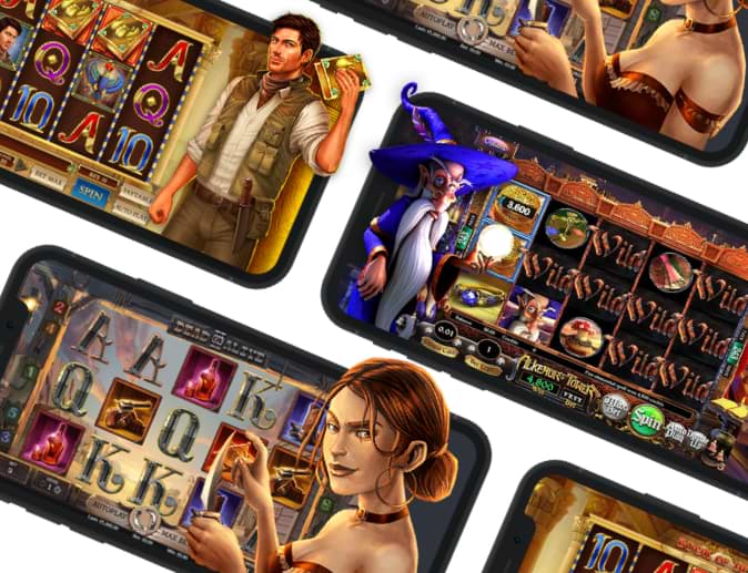 The evolution of slot machines games 2