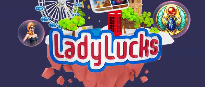 LadyLucks becomes an online casino guide.