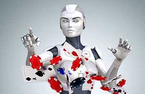 Artificial intelligence for online casinos
