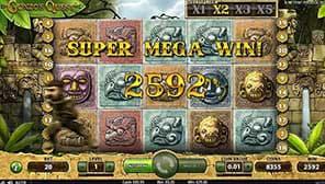 Super Mega Win Gonzo's Quest