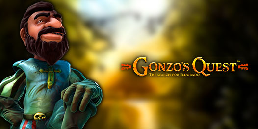Netent's Gonzo's Quest slot machine