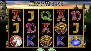 Magic Mirror by Merkur - Book of ra clones