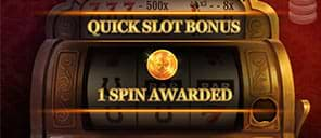 Quick Slot Bonus on Sticky Bandits Wild Return slot machine