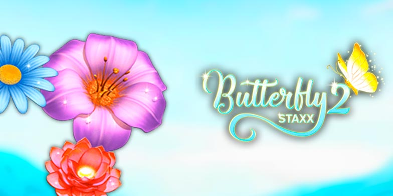 Butterfly Staxx 2 slot machine