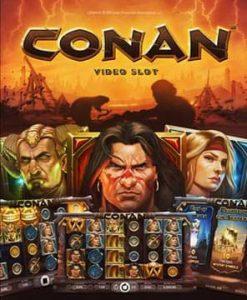 Screenshots of Conan